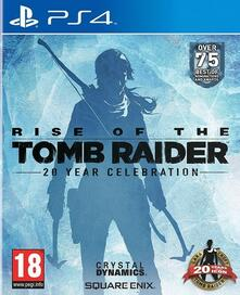 Rise of the Tomb Raider 20eme anniversaire - PS4 [French Edition]