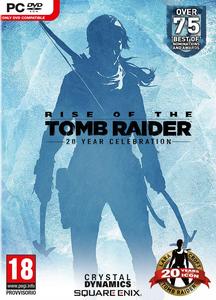 Videogioco Rise of the Tomb Raider: 20 Year Celebration con Artbook - PC Personal Computer 0
