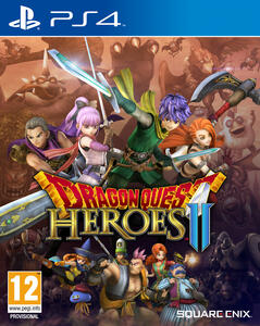Dragon Quest Heroes 2. Standard Edition - PS4