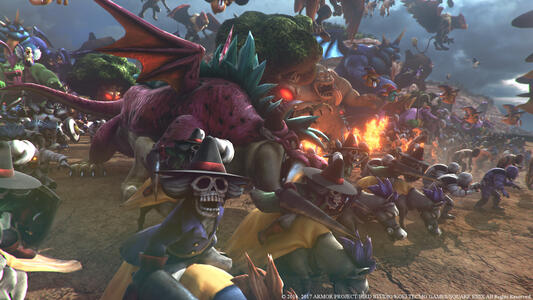 Dragon Quest Heroes 2. Standard Edition - PS4 - 5