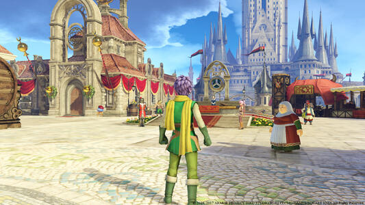 Dragon Quest Heroes 2. Standard Edition - PS4 - 6