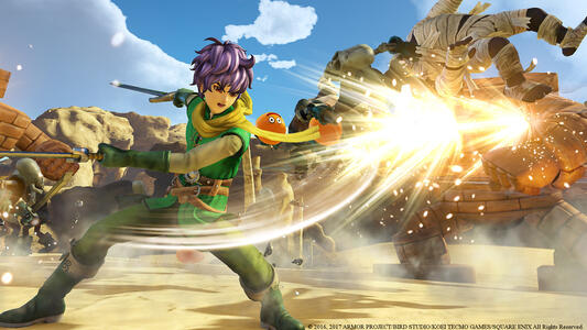 Dragon Quest Heroes 2. Standard Edition - PS4 - 7