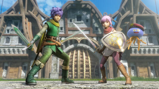 Dragon Quest Heroes 2. Standard Edition - PS4 - 9