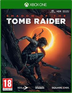 Shadow of the Tomb Raider - XONE
