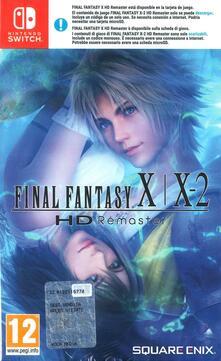 Final Fantasy X/X-2 (HD Remaster) - Nintendo Switch