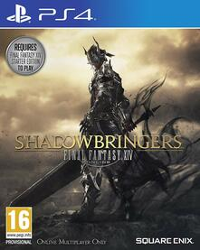 Final Fantasy XIV Shadowbringers Add on - PS4