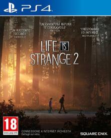 Koch Media Life is Strange 2, PS4 videogioco PlayStation 4 Basic