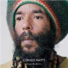 Jungle Revolution - Vinile LP di Congo Natty