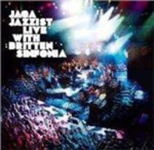 Live with Britten Sinfonia - Vinile LP di Jaga Jazzist