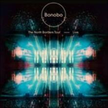 The North Borders Tour. Live. - Vinile LP di Bonobo