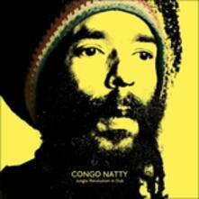 Jungle Revolution in Dub - Vinile LP di Congo Natty