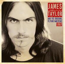 1967 - Vinile LP di James Taylor,Flying Machine