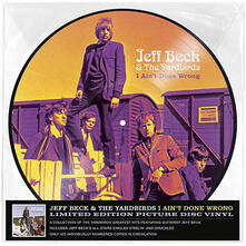 I Ain't Done Wrong (Picture Disc) - Vinile LP di Jeff Beck,Yardbirds