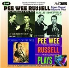 Four Classic Albums Plus - CD Audio di Pee Wee Russell
