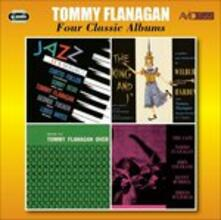 Four Classic Albums - CD Audio di Tommy Flanagan
