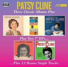 Three Classic Albums Plus - CD Audio di Patsy Cline