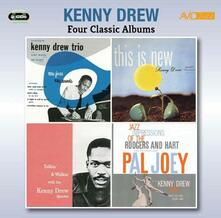 Four Classic Albums - CD Audio di Kenny Drew