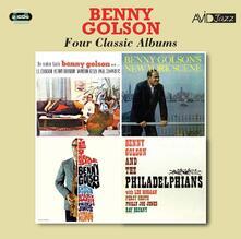 Four Classic Albums - CD Audio di Benny Golson