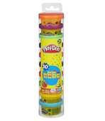 Giocattolo Play-Doh. I Colori della Fantasia. 10 Mini Vasetti Play-Doh