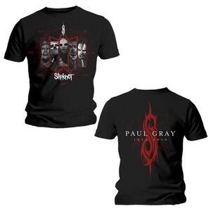 T-Shirt Slipknot Men's Tee: Paul Grey