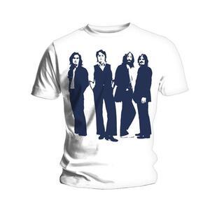 T-Shirt The Beatles Men's Tee: Standing