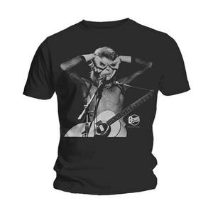 T-Shirt David Bowie Men's Tee: Acoustics