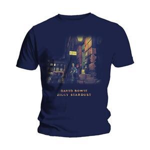 T-Shirt David Bowie Men's Tee: Ziggy Stardust