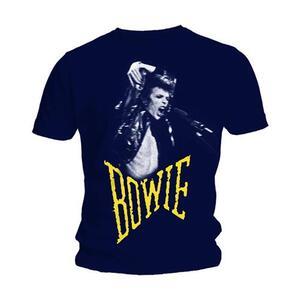 T-Shirt David Bowie Men's Tee: Scream
