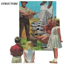 Structure - Vinile LP di Structure