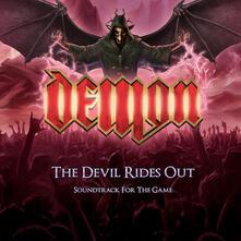 Devil Rides Out (Gatefold Sleeve) - Vinile LP di Demon