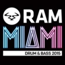 Ram Miami. Drum & Bass 2015 - Vinile LP