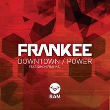 Downtown Power - Vinile LP di Frankee