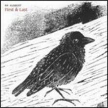 First & Last - Vinile LP di RM Hubbert