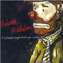 5:14 Fluoxytime Seagull Alcohol Nicotine - Vinile LP + CD Audio di Malcom Middleton