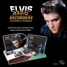 Radio Records. The Complete '56 Sessions - Vinile LP di Elvis Presley