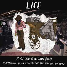 It All Worked Out Great - CD Audio di Lice