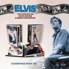 The Complete 50's Movie Masters and Session Recordings (Box Set) - CD Audio di Elvis Presley