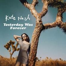 Yesterday Was Forever - Vinile LP di Kate Nash