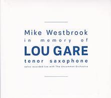 In Memory of Lou Gare - CD Audio di Mike Westbrook