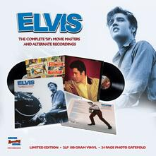 The Complete '50s Movie Masters (Limited 180 gr. Edition) - Vinile LP di Elvis Presley