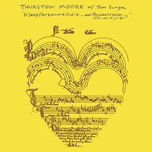 Klangfarbenmelodie. And the Colorist Strikes Primitiv - Vinile LP di Thurston Moore