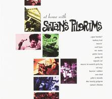 At Home with - CD Audio di Satan's Pilgrims