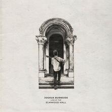 Live at the Elmwood Hall - CD Audio di Joshua Burnside