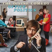 Office Politics (Limited 180 gr. Coloured Vinyl Edition) - Vinile LP di Divine Comedy