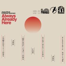 Always Already Here - CD Audio di Jonas Munk,Nicklas Sorensen