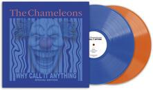 Why Call it Anything (Blue and Orange Coloured Vinyl) - Vinile LP di Chameleons