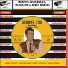 Stomper Time Records - CD Audio