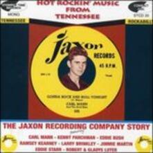 Hot Rockin' Music From - CD Audio