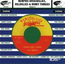 Memphis Rockabil - CD Audio