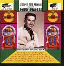 Everybody's Rocking Again - CD Audio di Sonny Burgess